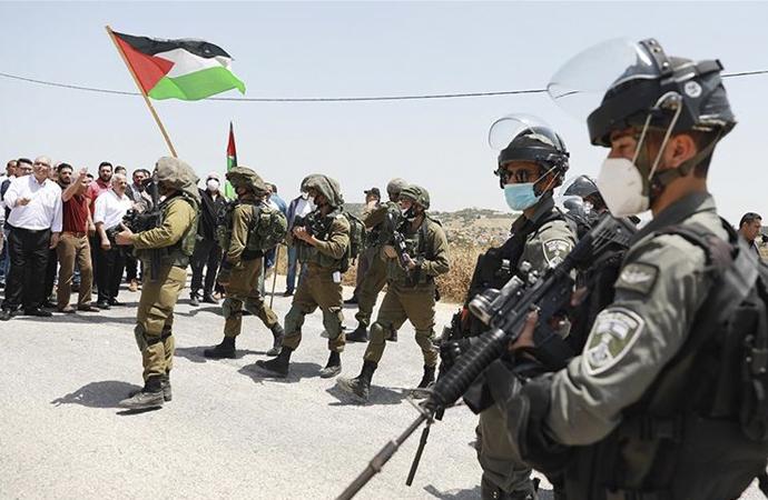 'İsrail, kendi planını uygulamak için yeni krizler yaratıyor'