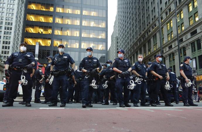 ABD'nin yakın tarihinde siyahilere yönelik polis şiddeti