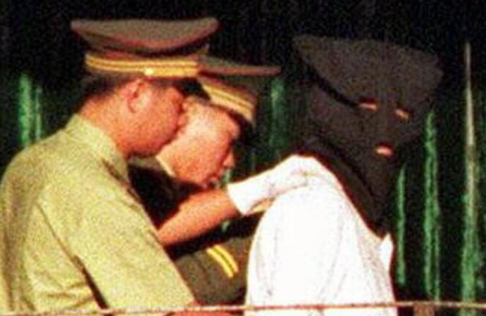 Çin'de bir Avustralyalı idama mahkum edildi, mallarına el kondu