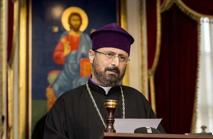"Ermeni Patriği Maşalyan: ""Ayasofya ibadete açılsın"""