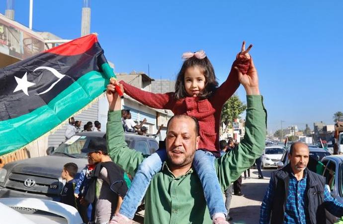 Libya Tacura'da bir caddeye Kanuni Sultan Süleyman adı verildi