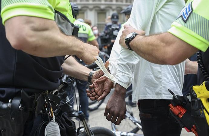 ABD'de Müslüman gruplardan 'polis reformu'na destek