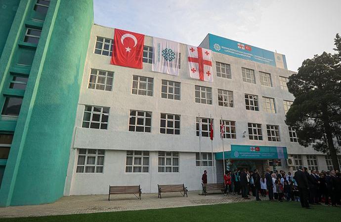 Maarif Vakfı 19 ülkede FETÖ/PDY iltisaklı 214 okulu devraldı