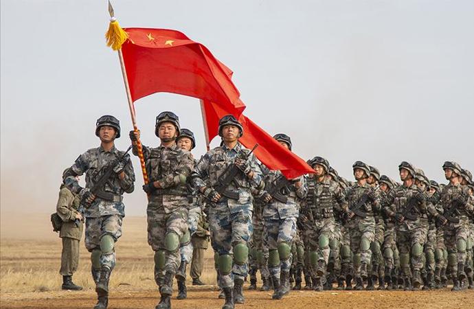 """Çin, Afganistan'da """"sönük ışıklar"""" gibi hareket ediyor"""