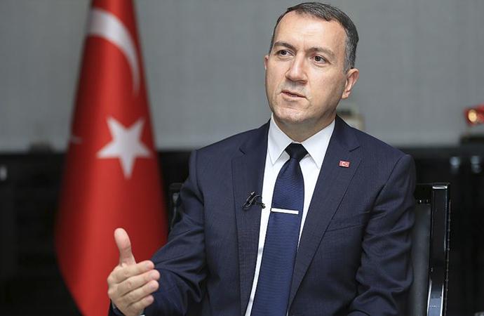 Türkiye'nin Bağdat Büyükelçisi: Meşru müdafaa hakkımız