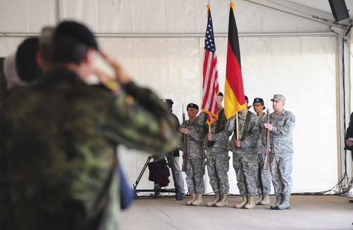 Almanya ve ABD ilişkileri yeniden şekilleniyor
