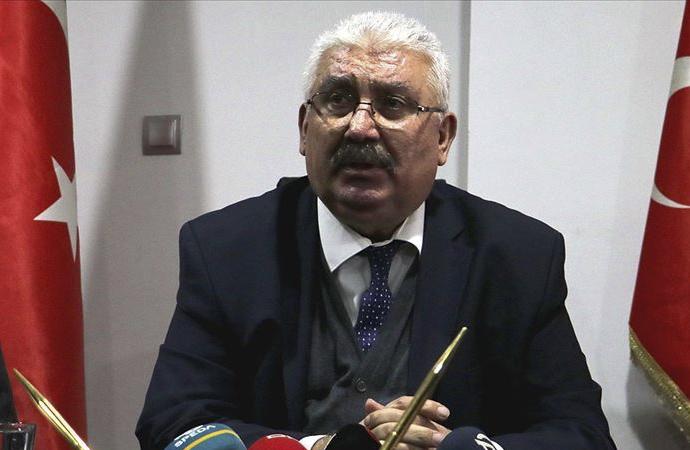 MHP'den 'Ayasofya' açıklaması