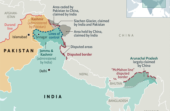 Hindistan-Çin sınırında 45 yıl sonra neden çatışma yaşandı?