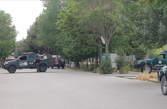 Afganistan'da askeri karakola saldırı: 12 güvenlik görevlisi öldü