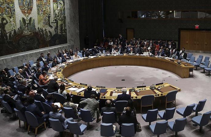 BM Güvenlik Konseyi'ne yeni geçici üyeler seçildi