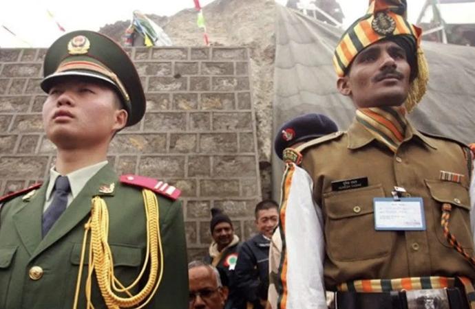 Çin ve Hindistan arasındaki sınır çatışmalarının kronolojisi