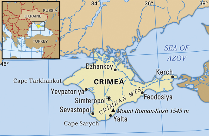 AB, Kırım'ı ilhakından dolayı Rusya'ya uyguladığı yaptırımlara devam edecek