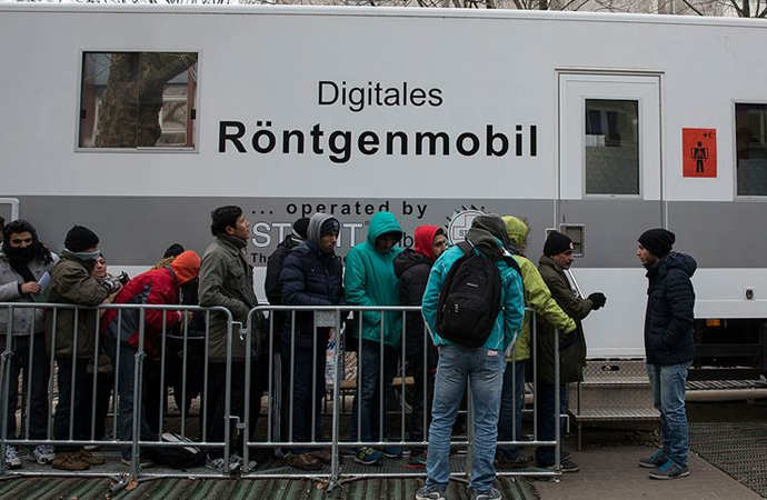 Almanya geçen yıl 142 bin mülteci kabul etti