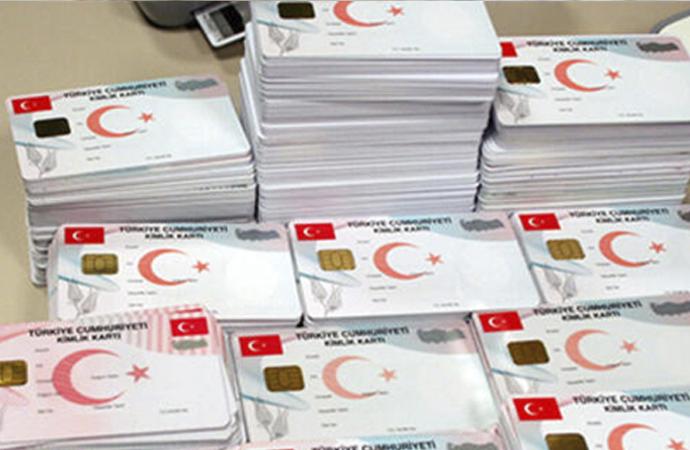 Ehliyetler çipli kimlik kartına yüklenecek