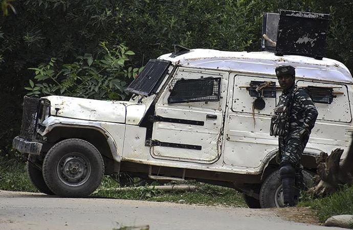 Hint güçleri Cammu Keşmir'de 8 direnişçiyi öldürdü