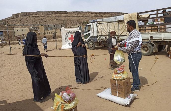 Yemen'e 2,5 milyar dolar gerekiyor, ilk yardım teklifi İngilizlerden