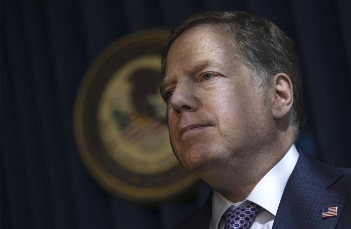 ABD yargısında Halkbank Başsavcısı gerilimi