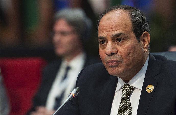 Suudi Arabistan ve BAE'den Sisi'nin sözlerine destek