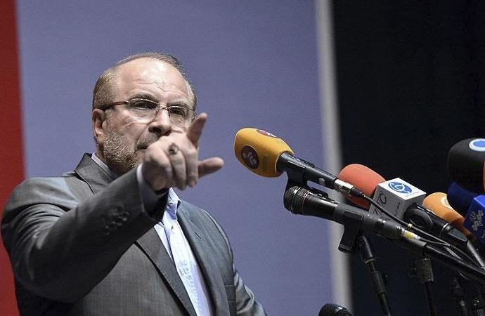 İran Meclis Başkanı: ABD ile müzakere kesin olarak yasak