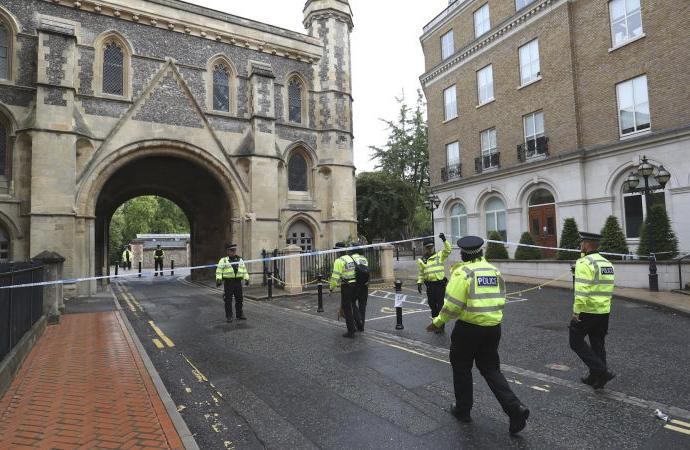 Türkiye İngiltere'deki bıçaklı saldırıyı kınadı