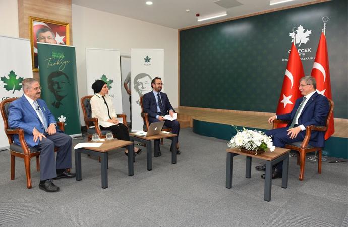 """Davutoğlu: """"Yolsuzluk normalleştiğinde yok kabul edilir"""""""