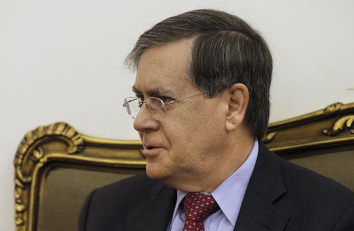 Fahrettin Altun ile ABD Ankara Büyükelçisi görüşmesi