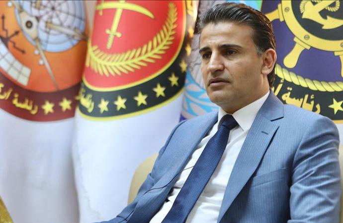 'Libya sahasında Türkiye ile ABD koordinasyon halinde'