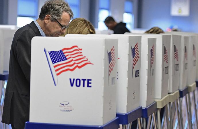 ABD seçimlerinde 'uzaktan oylama' tartışması