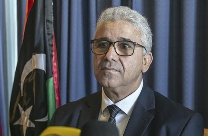 Amerikan heyeti, Libya İçişleri Bakanı ile görüştü