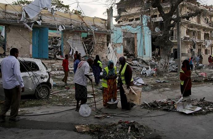 ABD açıkladı: Eş-Şebab geçen yıl 1000'den fazla şiddet eylemine karıştı