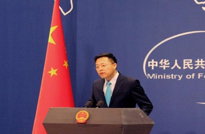 Çin: 'ABD, hırsız var diye bağıran bir hırsızı andırıyor'