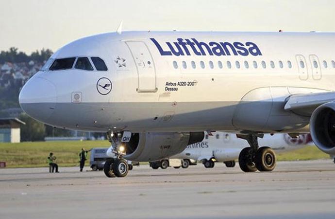 Lufthansa: 'Vergi mükelleflerine karşı yükümlülüğümüzü biliyoruz'