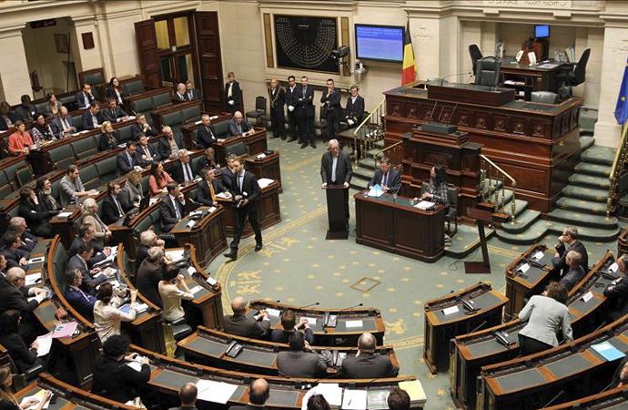 Belçika Parlamentosundan İsrail'e karşı yeni hamle