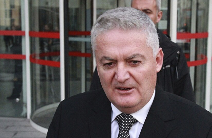 Emekli askeri hakim albay Ahmet Zeki Üçok'a hapis cezası