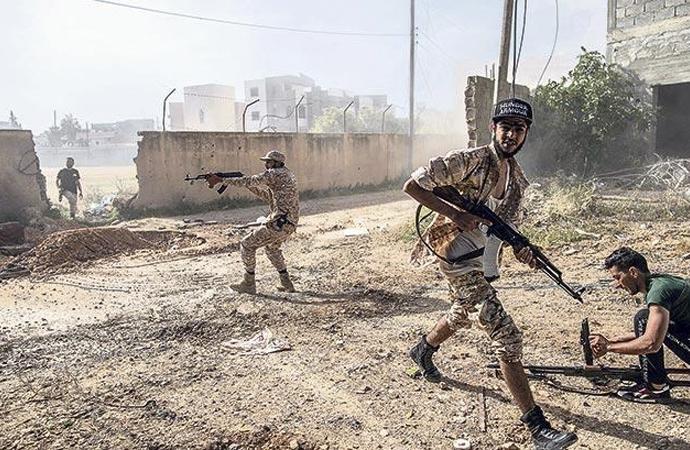 'Yaşanan kriz Libya özelindeki sorundan daha büyük'