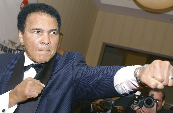 Muhammed Ali, 22 yaşında Müslüman olmuştu