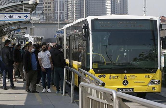 Ayakta ne kadar yolcu taşınacağı kararlaştırıldı