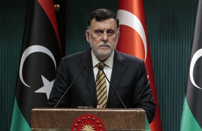 Serrac: Türkiye'ye teşekkürlerimizi ilettik