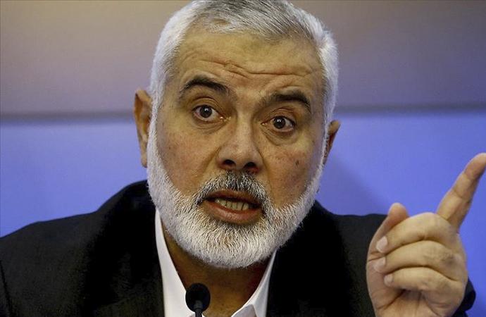 Hamas'tan 'tam strateji' ve 'bölgesel blok' çağrısı