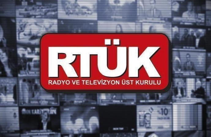 RTÜK'ten 2 televizyon kanalına 5 gün yayın durdurma cezası