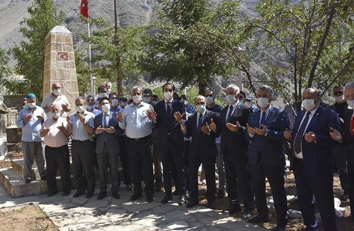 Başbağlar'da katledilen 33 masum törenle anıldı