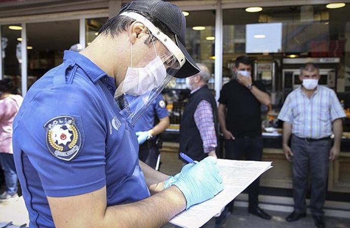 Polis 'maske cezası' kesebilir mi? Emniyet'ten açıklama