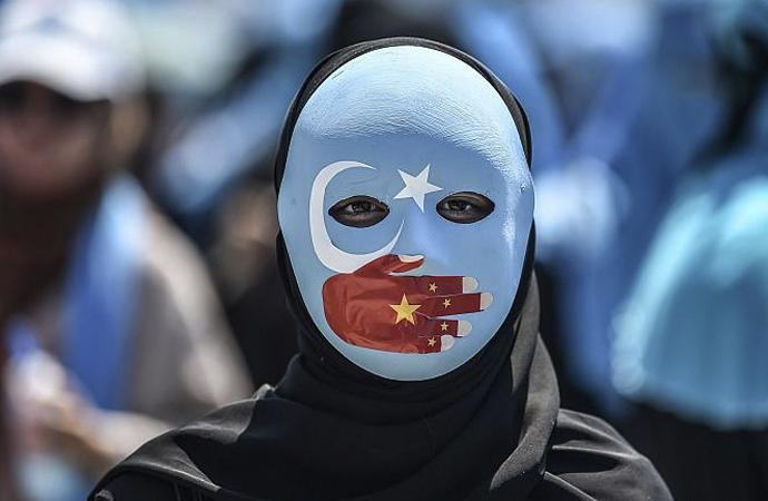 Çin'in Doğu Türkistan politikasına 46 hükümetten destek