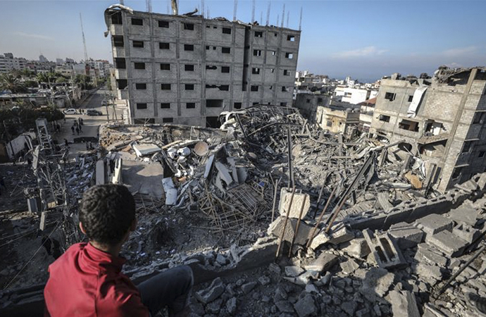 Gazze, İsrail saldırısından 6 yıl sonra hala yaralarını saramadı