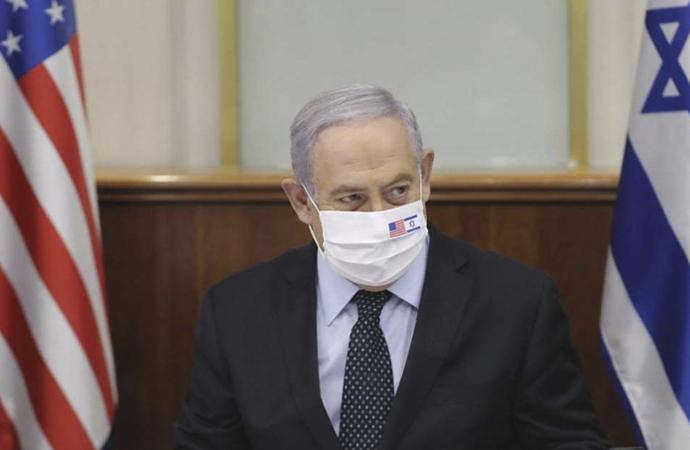 ABD'den gereken desteği alamayan İsrail 'ilhak'ı erteledi