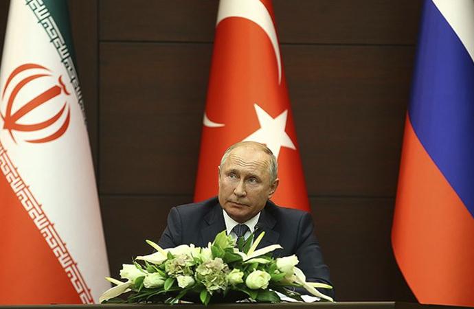 Putin: Ateşkesin ilan edilmesiyle İdlib'de durum dengelendi