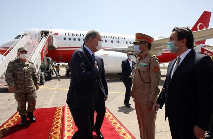 Libya Genelkurmay Başkanı: Türkiye ile iş birliği yeni başlıyor