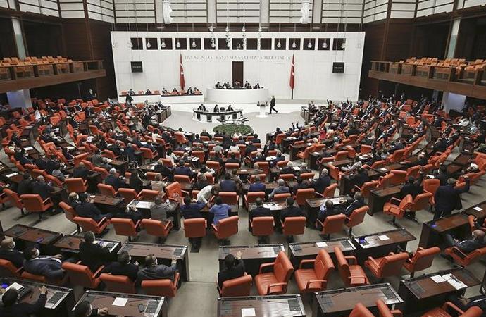 Barolara ilişkin kanun teklifi mecliste kabul edildi