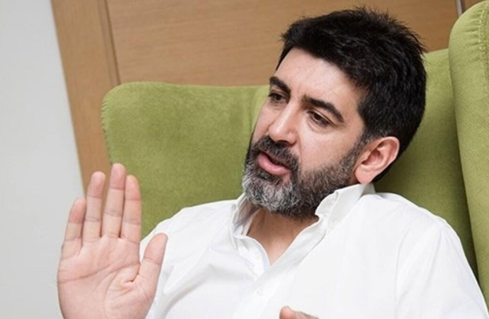 Levent Gültekin'in 'Ayasofya' eleştirisi