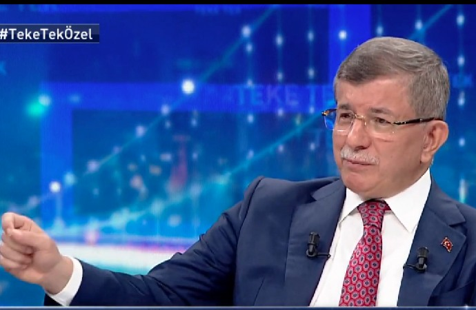 Davutoğlu: Dava benim elimde şimdi